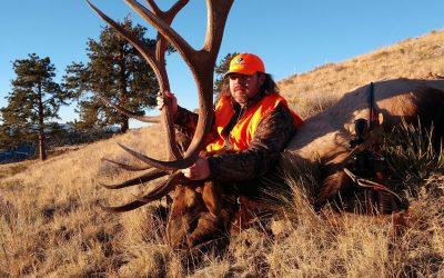 Colorado Rifle Elk Hunt
