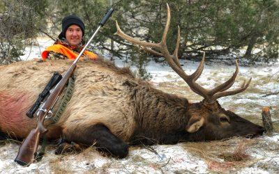 Montana Rifle Elk and Deer